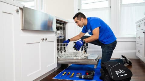 سرویسکار ماشین ظرفشویی بوش