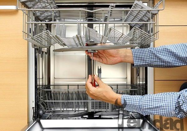 آموزش تعمیر ماشین ظرفشویی