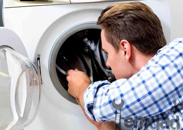 تعمیر ماشین لباسشویی جنرال الکتریک