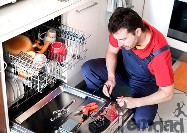 تعمیر ماشین ظرفشویی مابه