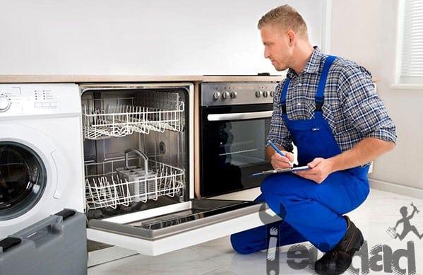 تعمیر ماشین ظرفشویی وایت هاوس