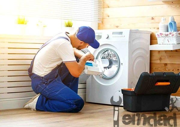 تعمیر ماشین لباسشویی وایت هاوس