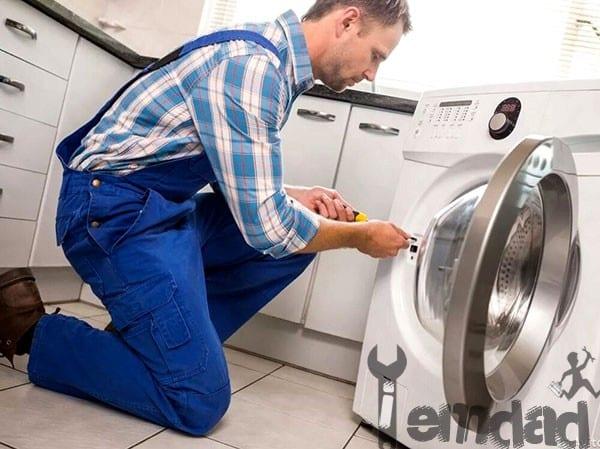 تعمیر ماشین لباسشویی دوو