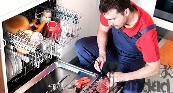 تعمیر ماشین ظرفشویی بکو