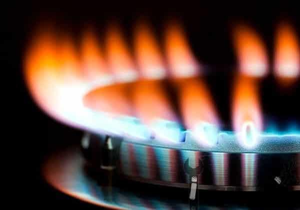 چرا شعله اجاق گاز کم است