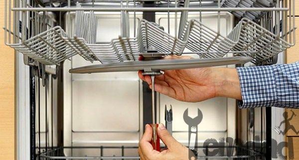 تعمیر ماشین ظرفشویی کنوود