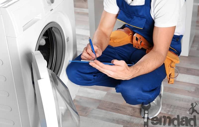 تعمیر ماشین لباسشویی ارج