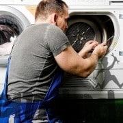 تعمیر ماشین لباسشویی هیتاچی