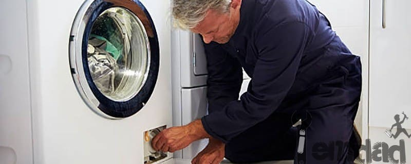 تعمیر ماشین لباسشویی کندی