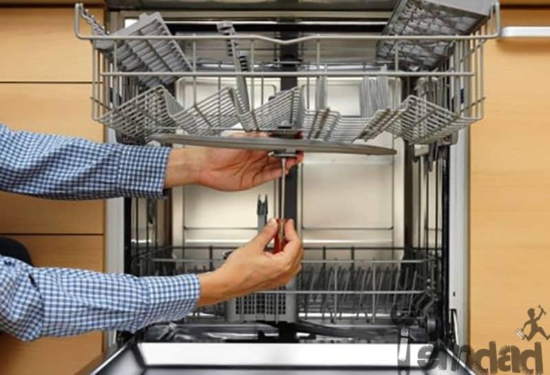 تعمیر ماشین ظرفشویی زانوسی
