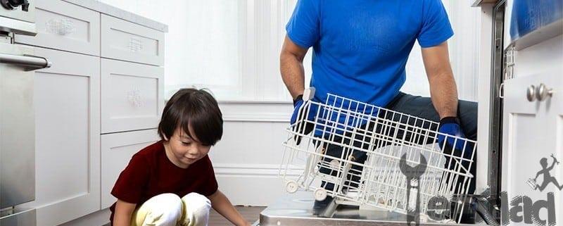 تعمیر ماشین ظرفشویی دوو